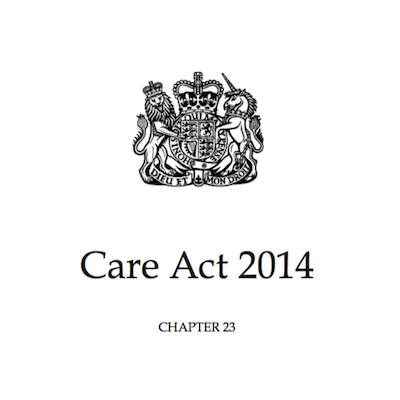 care act 2014 supporting image