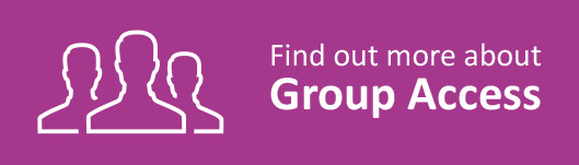 Find out more about our Group Access